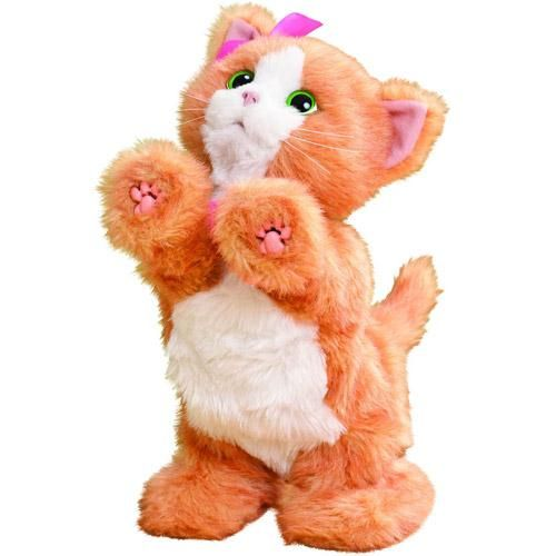 Fur Real Friends Pisicuta Daisy de la Hasbro