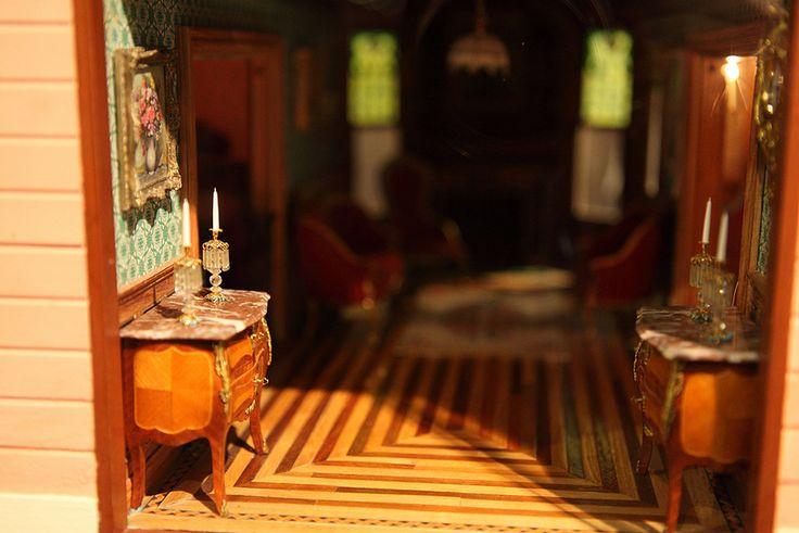 Reception Room | Author: Reginald Twigg 1:12 Scale | Scarlett Tu | Flickr