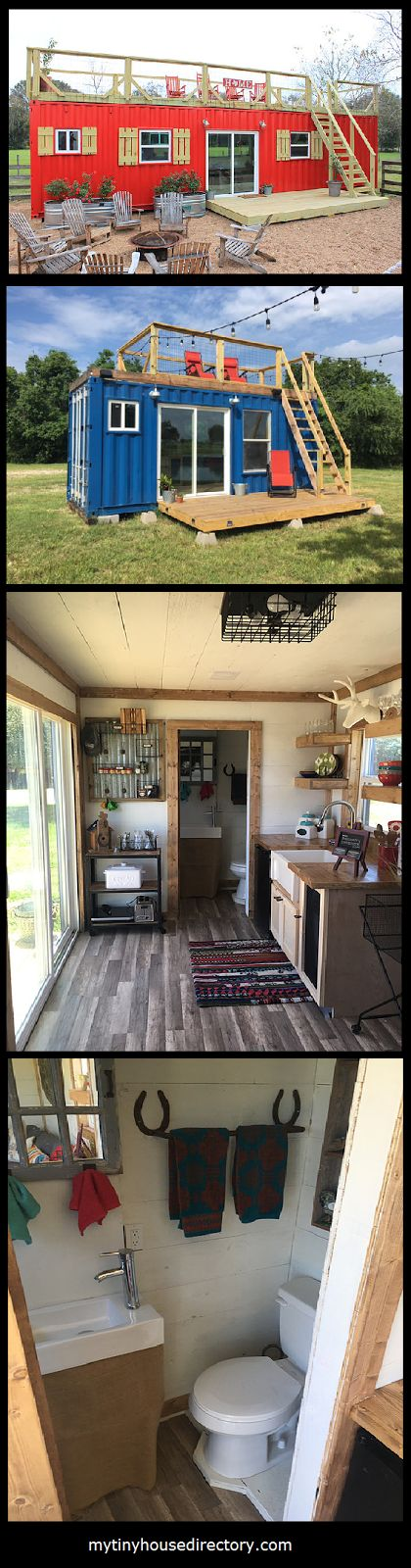 Jon Meier over at Backcountry Containers has two beauties! Here just a few pics, there are a ton of pics of the construction on their s...