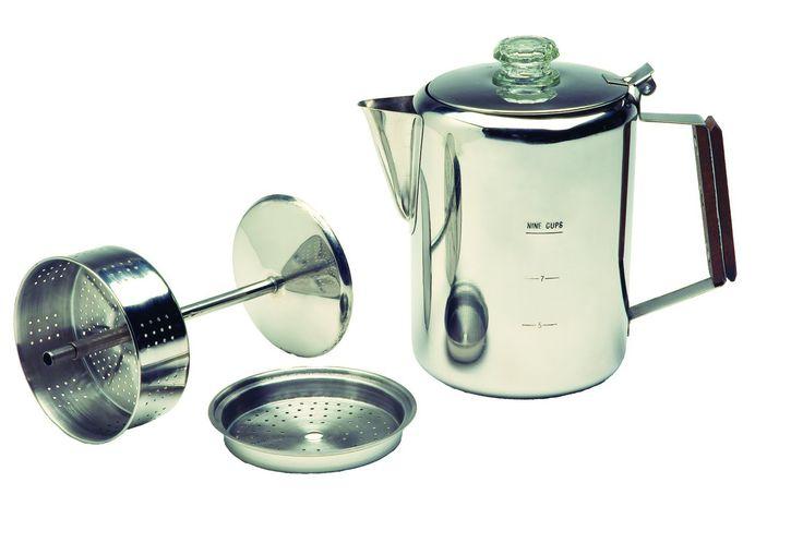 espresso percolator how to use
