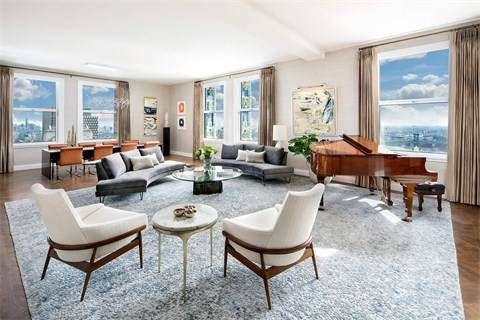 Condominium for Sale at Woolworth Tower Residences - 36A 2 Park Place Apt 36A, Tribeca, New York, New York, 10007 United States
