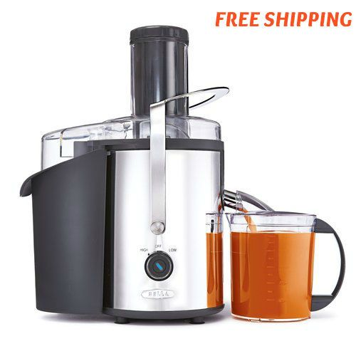 BELLA 13694 High Power Juice Extractor  1 Liter Easy Clean, Stainless Steel #HighPowerJuiceExtractor