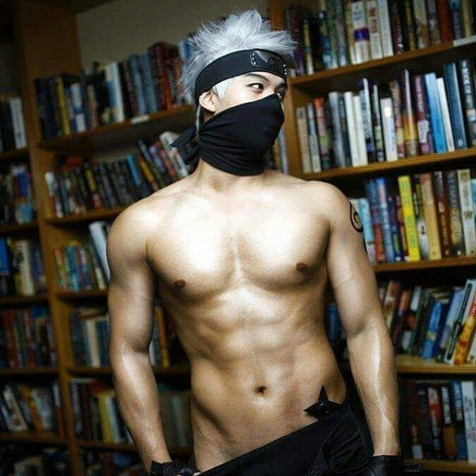 THIS //screAM THIS KIND OF KAKASHI GIVES ME INTERNAL BLEEDING I'M NOT EVEN…