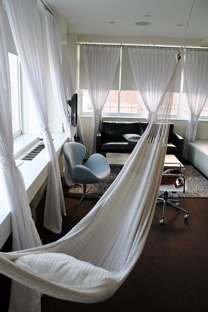 1000 ideas about bedroom hammock on pinterest hammocks for Diy bedroom hammock