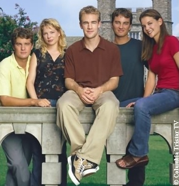 """analyzing dawson learys the creek Twenty years after joey potter first climbed into dawson leery's bedroom window, the """"dawson's creek"""" cast has reunited for a nostalgia-filled photo shoot the core four of katie holmes."""