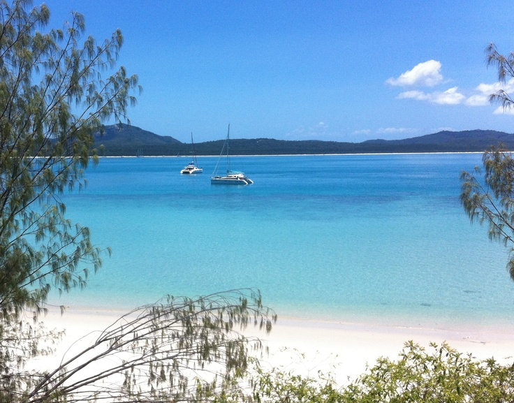 Chalkies beach whitsundays tropical paradise for Tropical getaways in december