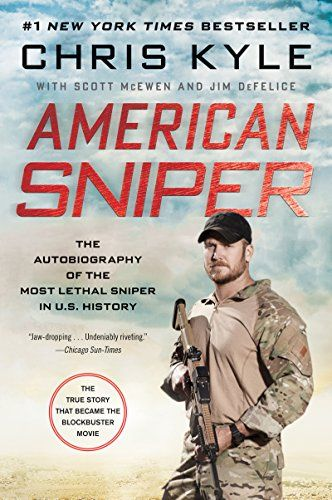The #1 New York Times bestselling memoir of U.S. Navy Seal Chris Kyle, and the source for Clint Eastwood's blockbuster movie which was nominated for six academy awards, including best picture. From 1999 to 2009, U.S. Navy SEAL Chris Kyle recorded the most career sniper kills in United States milita...