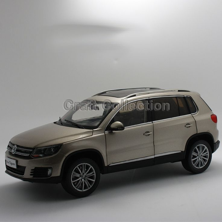 74.80$  Watch here - http://ali3z6.worldwells.pw/go.php?t=32504984759 - *Gold 1:18 Volkswagen VW Tiguan 2013 Diecast Model Car Classical SUV Collection Off Road Vehicle