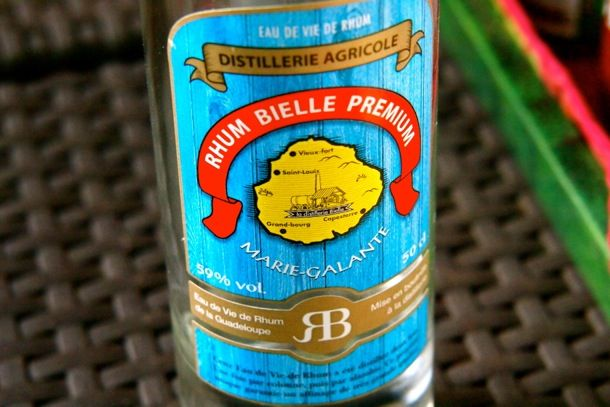 Friday Happy Hour: Rhum Bielle Blanc Super Premium | Guadeloupe | Uncommon Caribbean