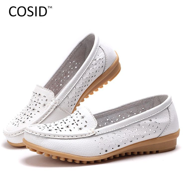 2016 Women Loafers Lady Ballerina Flat Shoes Woman Summer Flats Hollow Out Comfortable Soft Genuine Leather Moccasins BSN-617 Nail That Deal http://nailthatdeal.com/products/2016-women-loafers-lady-ballerina-flat-shoes-woman-summer-flats-hollow-out-comfortable-soft-genuine-leather-moccasins-bsn-617/ #shopping #nailthatdeal