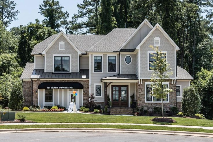 3026 Adonis Circle At Reserve At Brookhaven In Raleigh, NC By M/I Homes
