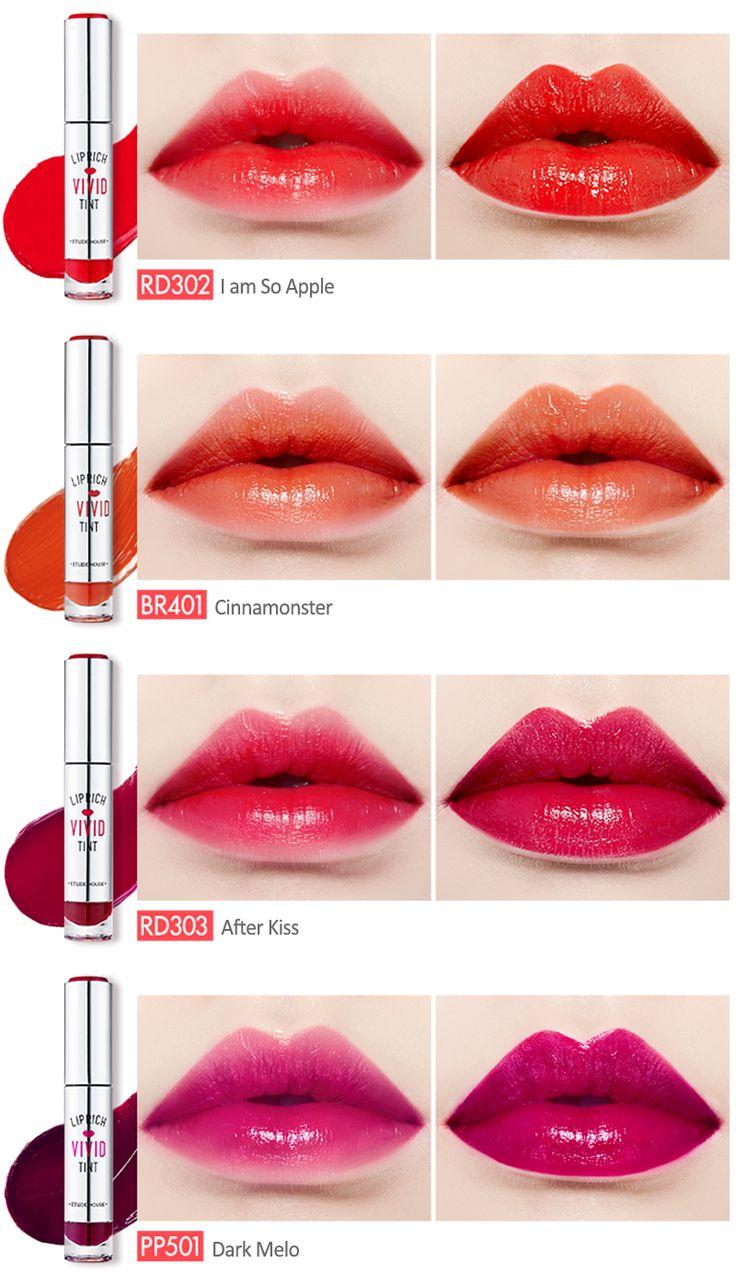 best 25 etude house lip tint ideas on pinterest tint etude