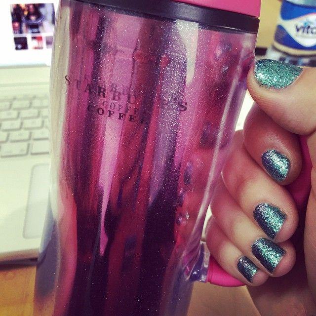 Día 13 #desafiodefotosabril #Glitter so much glitter!!