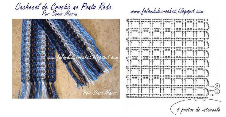 CACHECOL+DE+CROCHE+PONTO+REDE+GRAFICO.JPG (1010×528)