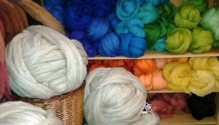 Great balls of wool!