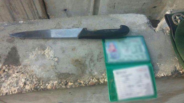 A polícia de fronteira israelense prendeu uma mulher palestina na segunda-feira à tarde, 7/3, depois de descobrir uma faca em sua bolsa. A prisão ocorreu sem maiores incidentes ou lesões. De acordo com um comunicado divulgado pela Polícia de Fronteira, o fato ocorreu por volta das 17h45 perto de um posto de controle próximo de…