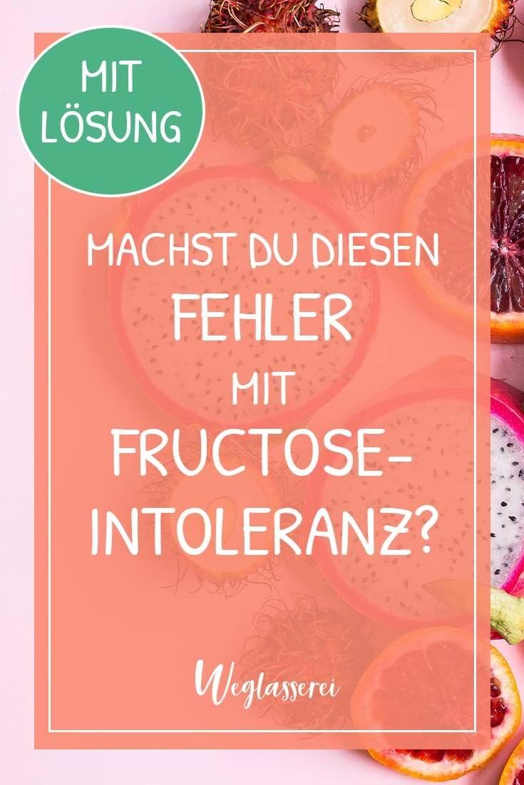 abnehmen mit lactose- und fructoseintoleranz