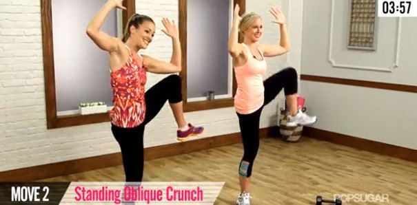 Yes, een 5 minuten buikspieren workout zonder crunches en sit ups | Fashionlab