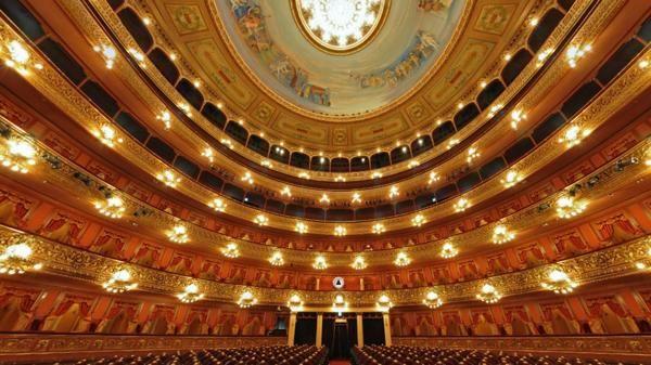 El Teatro Colón es una de las salas más emblemáticas del mundo