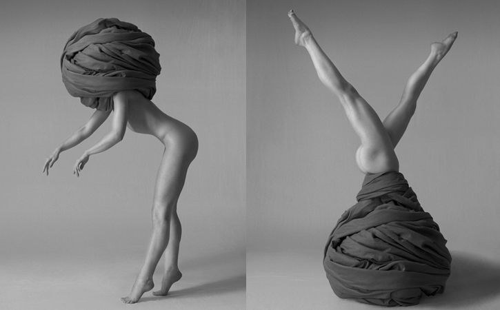 Wrapping Up with Nude Photography (NSFW)