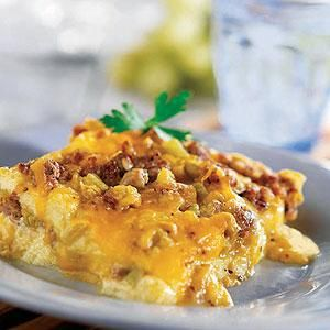 35 best images about Green Chile Casseroles on Pinterest   Pork, Green ...