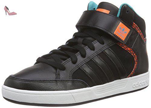 adidas Varial Mid, Sneakers Hautes Homme, Noir (Core Black/Ftwr ...