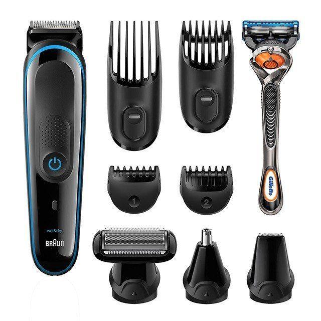 Braun Multi Grooming Kit Mgk3080 Braun Werden Bartschneider Bart