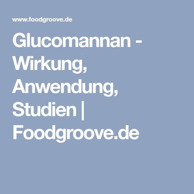 Glucomannan - Wirkung, Anwendung, Studien | Foodgroove.de
