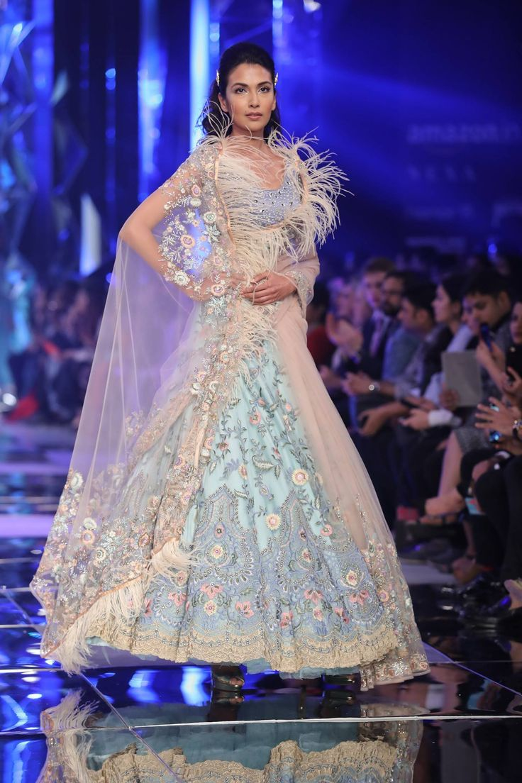Grand Finale - Amazon India Fashion Week SS 18 - 35