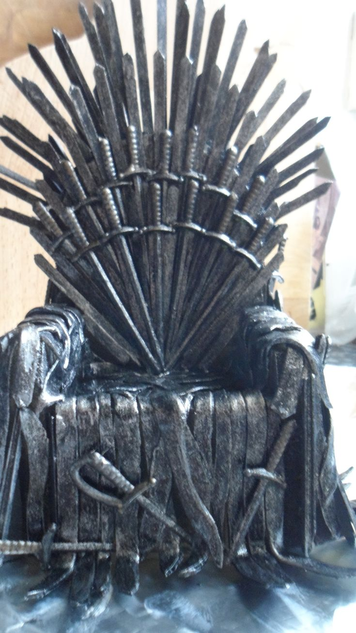 Iron throne for your phone game of the games and tutorials for Buy iron throne chair