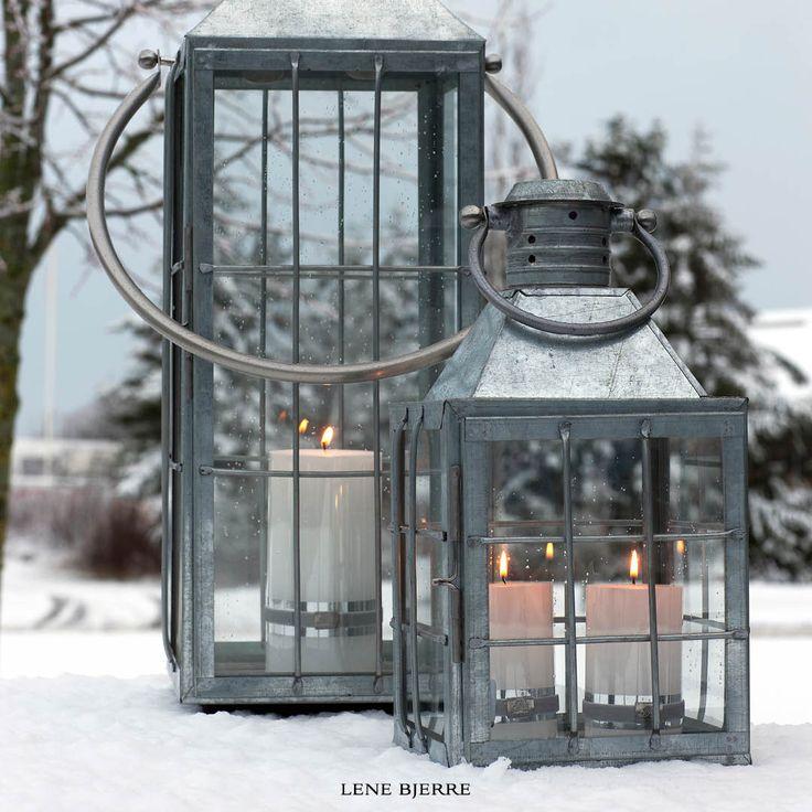 Christmas 2015, LENE BJERRE, Fioline lanterns
