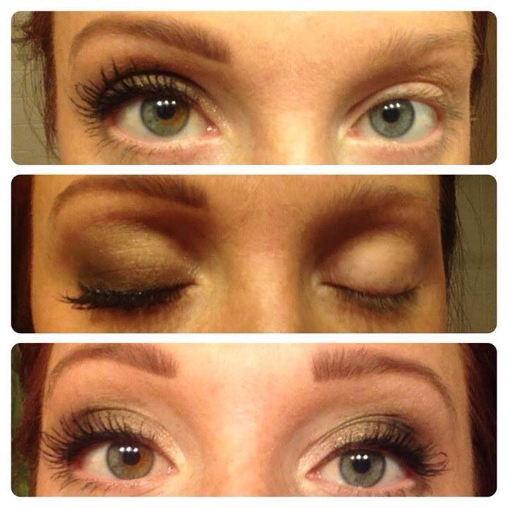 Fiber Mascara Before And After Pictures to Pin on Pinterest ...