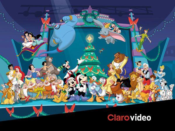 Si pensabas que era imposible juntar a todo Disney para Navidad, piénsalo de nuevo.