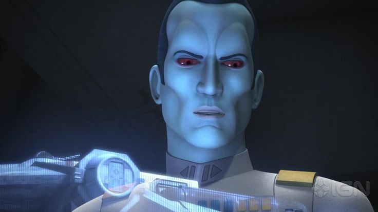Star Wars Rebels: Thrawn Discovers a New Band of Freedom Fighters