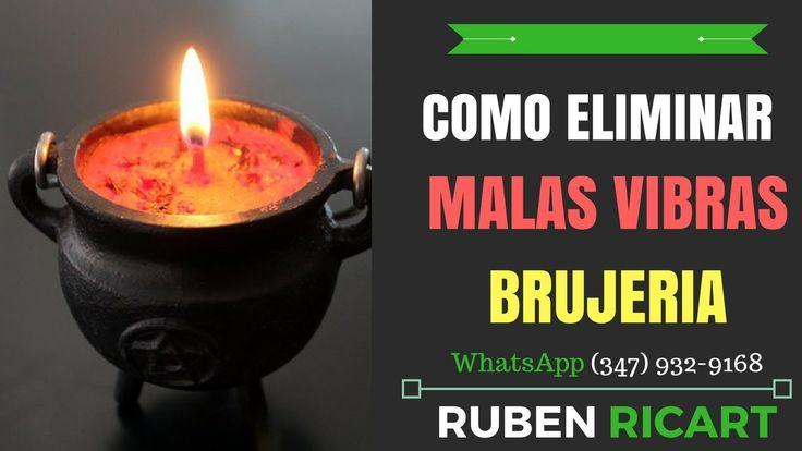Como Eliminar Mala Energia y La Brujeria De Tu Hogar y Familia -Ruben Ri...