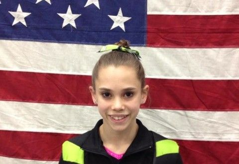 Gymnastics News Network Q and A Interview with HOPES qualifier and Level 10 Georgia Champion Anna Mcgee | Gymnastics News Network.