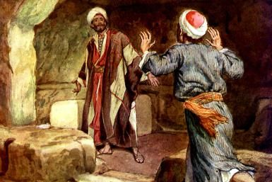Meet the Apostle John: Author of 5 Books of the Bible: John Outruns Peter to the Tomb