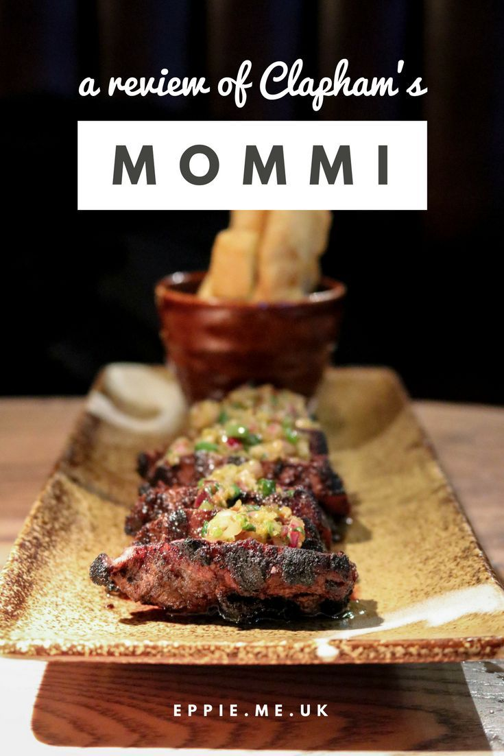 A review of Clapham's Japanese/Peruvian restaurant Mommi which offers live music, bottomless brunch and cheap healthy set menus in London