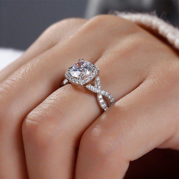 10k Yellow Gold 2 10 Carat White Diamond Mens Engagement Wedding Pinky Band Ring Pinky Ring Men Diamond Ring Mens Wedding Rings Unique