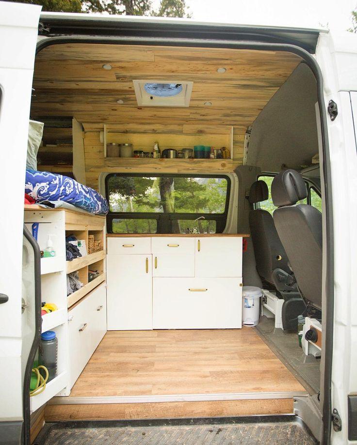 Camping Küche Ideen: Die Besten 25+ Wohnmobil Stauraum Ideen Auf Pinterest
