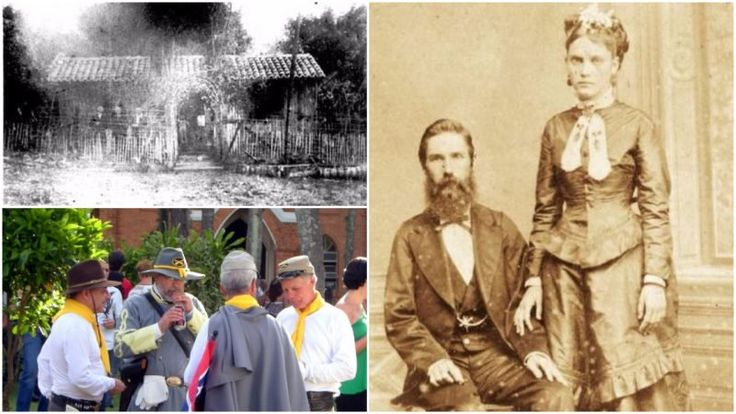 Confederados: The 20,000 Confederates who emigrated to Brazil after losing the Civil War