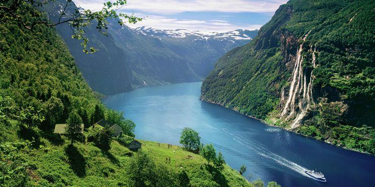 Tourist Forum - la agencia especialista en viajes a medida a Noruega