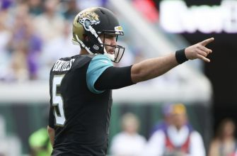 Blake Bortles Leads Patchwork Offense To Redemptive Victory Over Titans