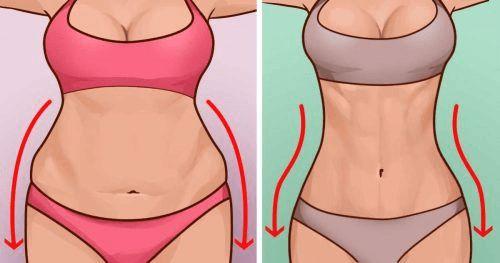 mezcla para perder 4 kg y 16 cm de cintura en 4 días