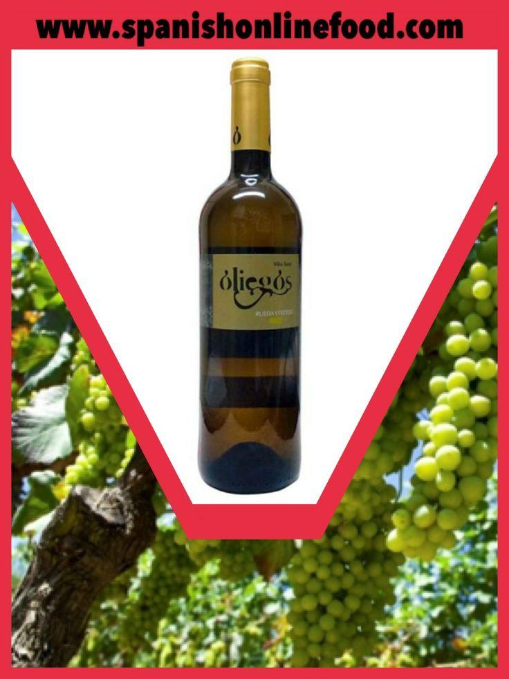 Vino Verdejo Sanz Oliegos 2012. www.spanishonlinefood.com/es/vinos/vina-sanz-oliegos-2012.html Wine Sanz Oliegos Verdejo 2012. www.spanishonlinefood.com/en/wines/vina-sanz-oliegos-2012.html Weißwein Sanz Oliegos Verdejo 2012. www.spanishonlinefood.com/de/weine/weisswein-sanz-oliegos-2012.html Vin Sanz Oliegos Verdejo 2012. www.spanishonlinefood.com/fr/vins/vin-sanz-oliegos-2012.html    #Sof #Rueda #Vino #Verdejo #SpanishFood #WineLover #Wines #Weine #Vins #Food Spanish Food Comida Española