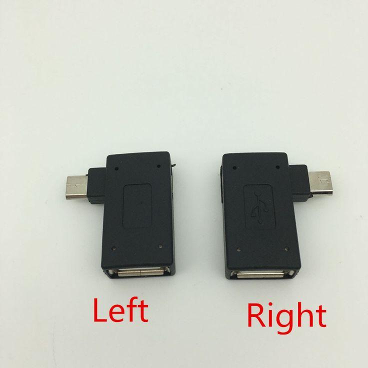 $1.60 (Buy here: https://alitems.com/g/1e8d114494ebda23ff8b16525dc3e8/?i=5&ulp=https%3A%2F%2Fwww.aliexpress.com%2Fitem%2FMini-USB-2-0-OTG-Host-Adapter-Micro-USB2-0-with-USB-Power-90-Degree-Left%2F32668670421.html ) Mini USB 2.0 OTG Host Adapter  Micro USB2.0 with USB Power 90 Degree Left Angledfor Cell Phone Tablet  S3 S4 S5 N2 black for just $1.60