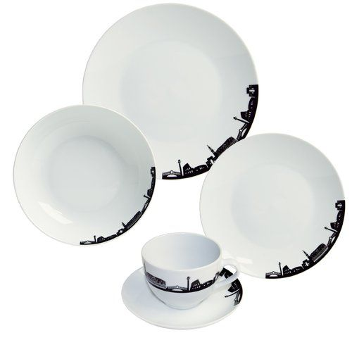 Found it at Wayfair.co.uk - Italia Mia Porcelain Dinnerware Set  sc 1 st  Pinterest & The 13 best dinner sets images on Pinterest | China painting China ...