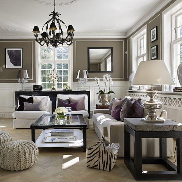 Para triunfar en el diseño de salones, como factor fundamental están los colores y tonalidades utilizadas; explicación de técnicas y fotos