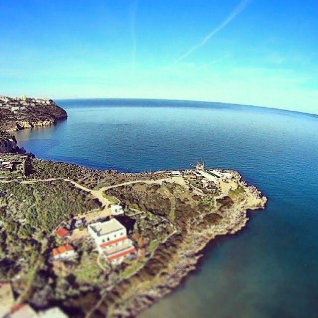 .@Al trabucco da Mimì | Volare, nel blu dipinto di blu! Estate al #trabucco, manchi tu! #peschici #ga... | Webstagram