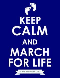 Students For Life Las Vegas: Show your support for the March for Life 2017